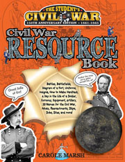 Civil War Resource Book