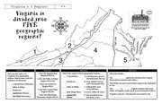 Virginia's 5 Regions!