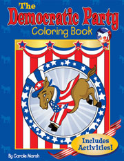 The Democratic Party Coloring Book