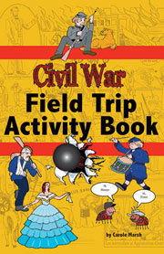 Civil War Field Trip Activity Book