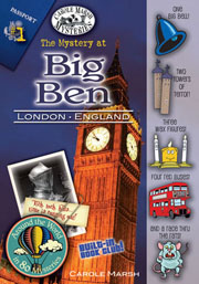 The Mystery at Big Ben (London, England)