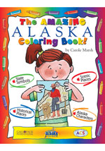 The Awesome Alaska Coloring Book!