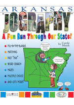 "Arkansas ""Jography"": A Fun Run Through Our State!"