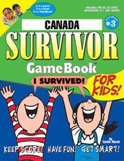 Canada Survivor: A Classroom Challenge!