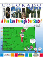"""Colorado """"Jography"""": A Fun Run Through Our State!"""