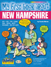 My First Book About New Hampshire!