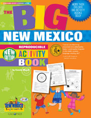 The BIG New Mexico Reproducible Activity Book - New Version