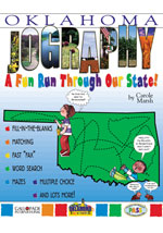 "Oklahoma ""Jography"": A Fun Run Through Our State!"