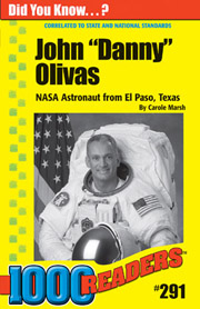 "John ""Danny"" Olivas: NASA Astronaut from El Paso, Texas"