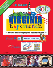 The Virginia Experience Hard Cover Book