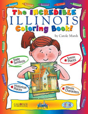The Incredible Illinois Coloring Book!