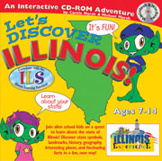Let's Discover Illinois! CD