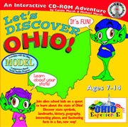 Let's Discover Ohio! CD