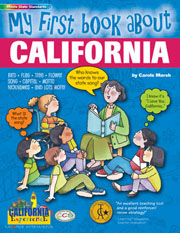My First Book About California!