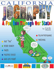 "California ""Jography"": A Fun Run Through Our State"