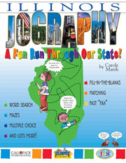 "Illinois ""Jography"": A Fun Run Through Our State"