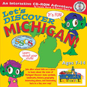 Let's Discover Michigan! CD