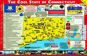 The Connecticut Experience Poster/Map!