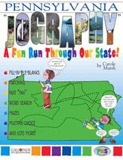 """Pennsylvania """"Jography"""": A Fun Run Through Our State!"""