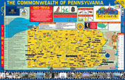The Pennsylvania Experience Poster/Map!