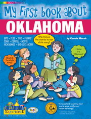 My First Book About Oklahoma!