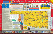 The Oklahoma Experience Poster/Map!