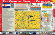 The Colorado Experience Poster/Map!