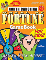 North Carolina Wheel of Fortune!