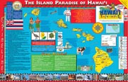 The Hawaii Experience Poster/Map!