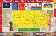 The Kansas Experience Poster/Map!