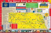 The Nebraska Experience Poster/Map!