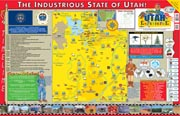 The Utah Experience Poster/Map!