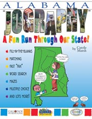 "Alabama ""Jography"": A Fun Run Through Our State!"