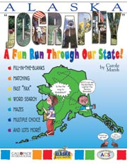 "Alaska ""Jography"": A Fun Run Through Our State!"