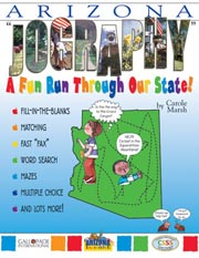 "Arizona""Jography"": A Fun Run Through Our State!"