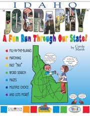 "Idaho ""Jography"": A Fun Run Through Our State!"