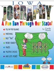 "Iowa ""Jography"": A Fun Run Through Our State!"