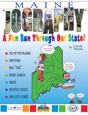 "Maine ""Jography"": A Fun Run Through Our State!"