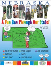 "Nebraska ""Jography"": A Fun Run Through Our State!"