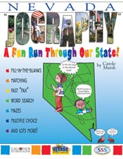 "Nevada ""Jography"": A Fun Run Through Our State!"