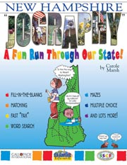 "New Hampshire ""Jography"": A Fun Run Through Our State!"