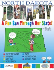 "North Dakota ""Jography"": A Fun Run Through Our State!"