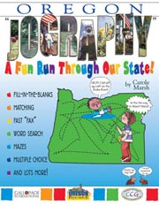 "Oregon ""Jography"": A Fun Run Through Our State!"