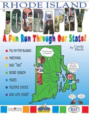 "Rhode Island ""Jography"": A Fun Run Through Our State!"