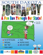 "South Dakota ""Jography"": A Fun Run Through Our State!"