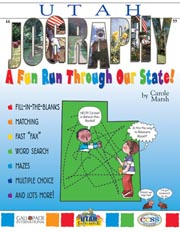 """Utah """"Jography"""": A Fun Run Through Our State!"""