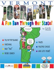 "Vermont ""Jography"": A Fun Run Through Our State!"