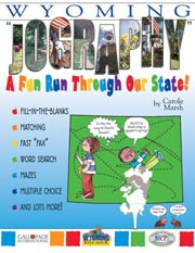 "Wyoming ""Jography"": A Fun Run Through Our State!"