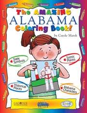 The Amazing Alabama Coloring Book!
