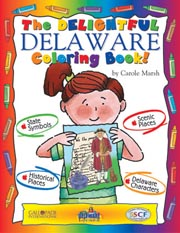 The Delightful Delaware Coloring Book!